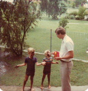 1981 Bundamba January prize for the dirtier boy